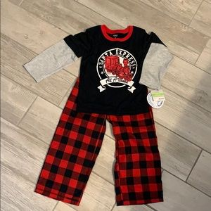 Carter's 2 piece pajama set